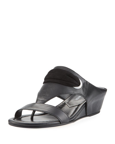 Dionne Demi Wedge Slide