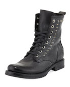 Veronica Rebel Combat Boot