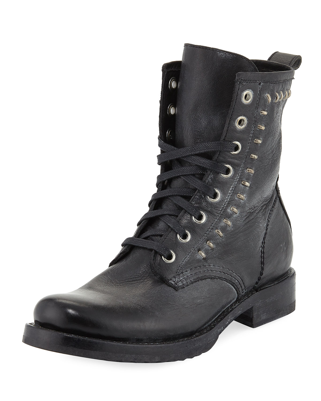 Veronica Rebel Combat Boot