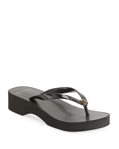 49ed2f6a4 Tory Burch Rubber Outsole Sandals