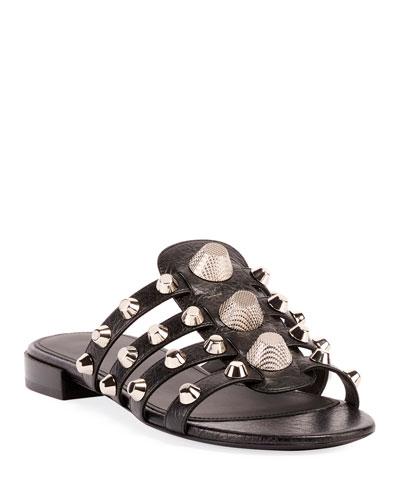 ea28f4282 Quick Look. Balenciaga · Giant Palladium Studded Sandal