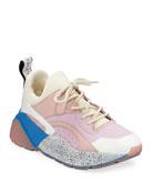 Eclypse Colorblock Lace-Up Sneaker