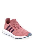 Adidas Swift Run Knit Sneakers