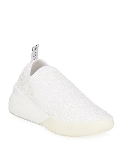 Loop Lace Sock Sneakers
