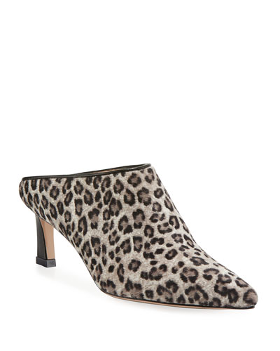 7bba1cd6c169 Pointed Toe Leopard Shoes