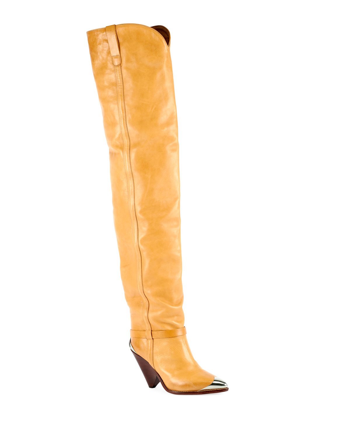 Lafsten Over-The-Knee Western Boot