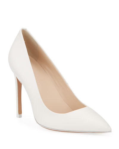 Rio High-Heel Calf Leather Pumps