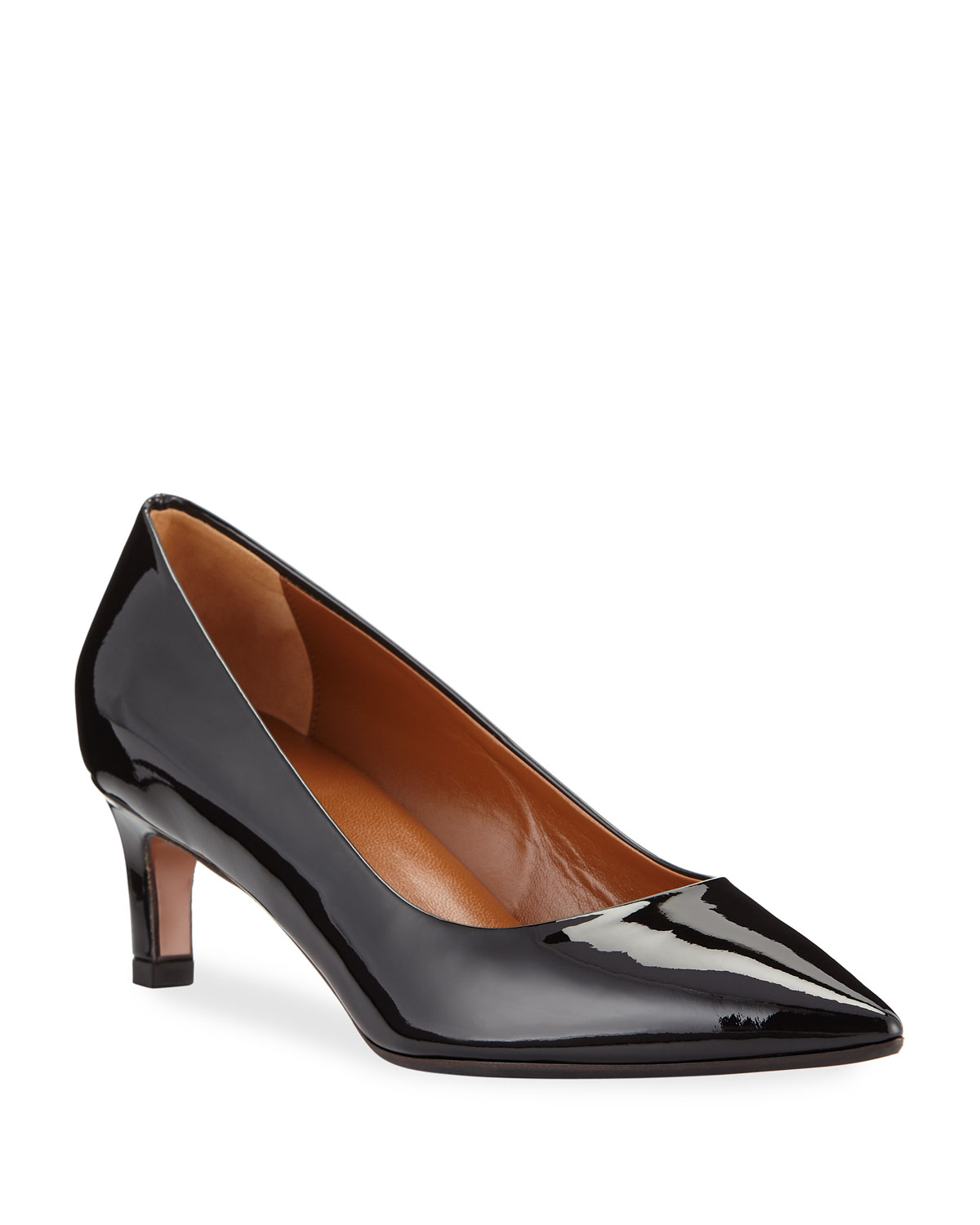 Mariana Patent Leather Pumps