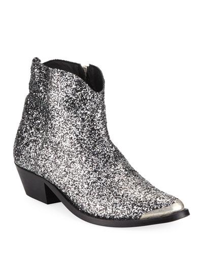 46e2a5bcf3f9 Silver Boots | Neiman Marcus