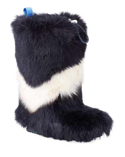 c3588bbb129a Quick Look. Tory Sport · Chevron Faux-Fur Tall Boots