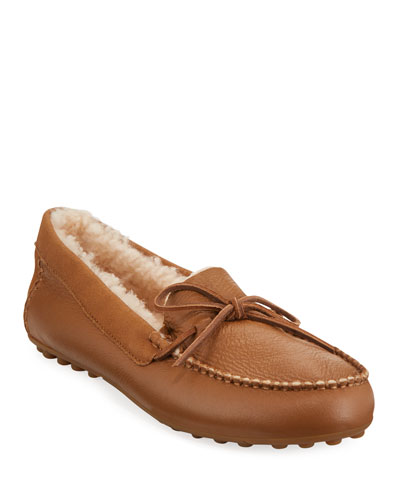 Fur Round  Toe Slippers  Round  Neiman Marcus 9c99b9