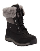 UGG Adirondack III Waterproof Lace-Up Boots