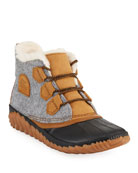 Sorel Out-N-About Plus Waterproof Duck Boots