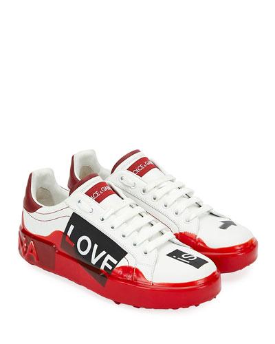 Portofino Love Melt Sneakers