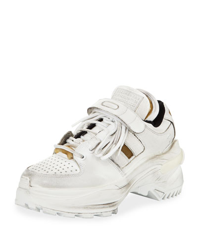 Deconstruct Chunky Sneakers