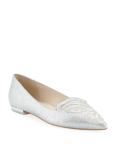 8e2d7890d59 Pointed Toe Flat