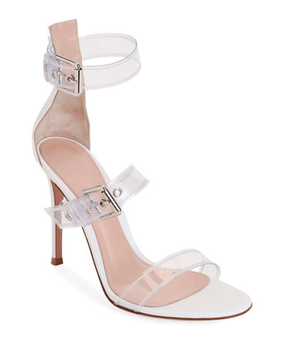 35438aff385 Open Toe Buckle Sandals