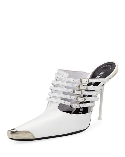 High Heel Mule Shoes Neiman Marcus