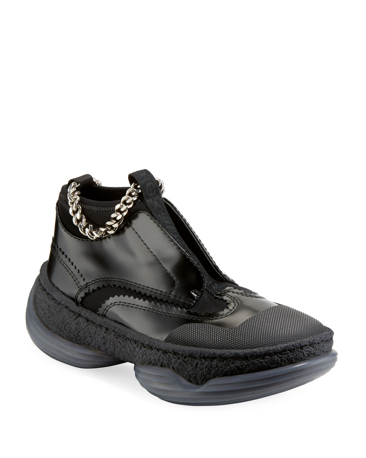 A1 Slip-On Oxford Sneakers