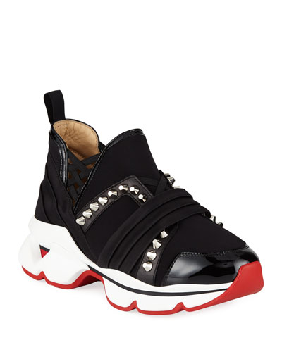 30467e338e2a Quick Look. Christian Louboutin · 123 Run Flat Red Sole Sneakers