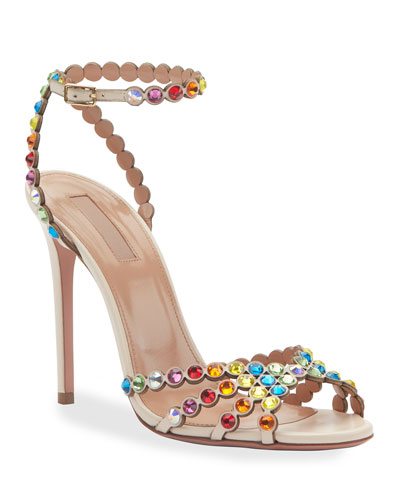 Tequila Embellished High Sandals