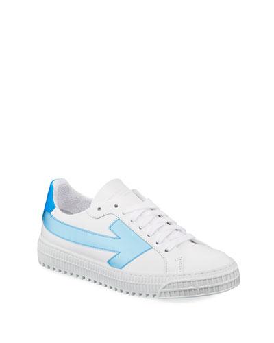 the best attitude a725f b0e99 White Leather Sneaker   Neiman Marcus
