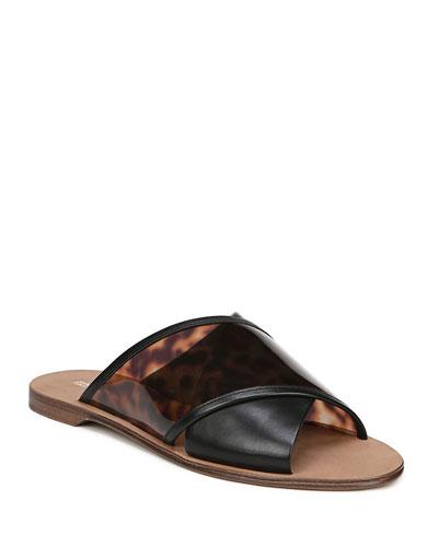 86bb053cd33 Black Crisscross Sandal