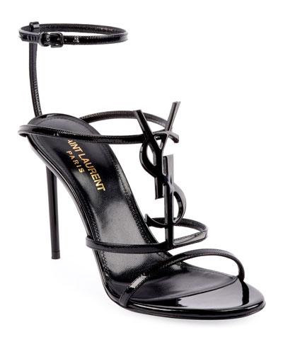 7dfd9d66ba83 Saint Laurent Strap Sandals