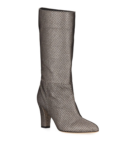 10f5d62a4ff Covered Heel Boots
