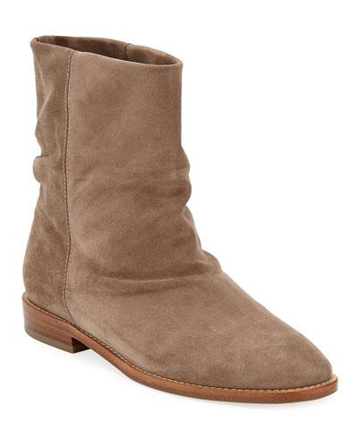 Caleigh Weatherproof Suede Boots