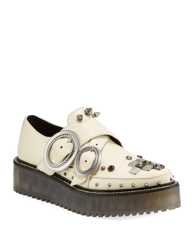 Western Creeper Chunky Sneakers