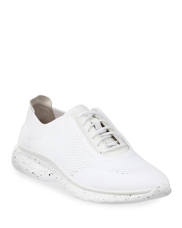 3 ZeroGrand Stitchlite Oxford Sneakers