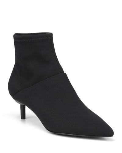 Bale Stretch Crepe Booties