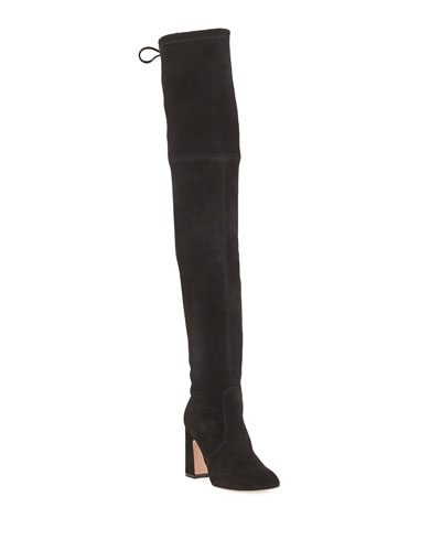 cd9280e458a Quick Look. Stuart Weitzman · Kirstie Suede Over-The-Knee Boots