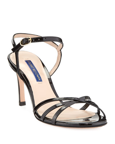 Starla Patent Leather Sandals