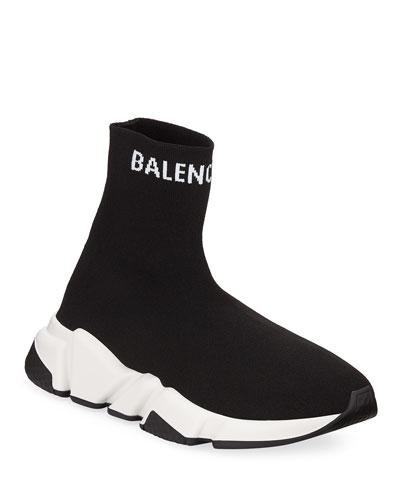 Tall Speed Knit Sock Sneakers