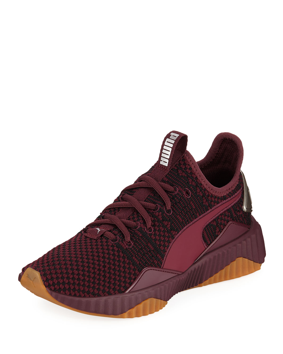 Defy Luxe Chunky Sneakers