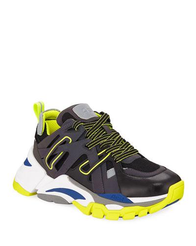 Flash Runner Colorblock Sneakers