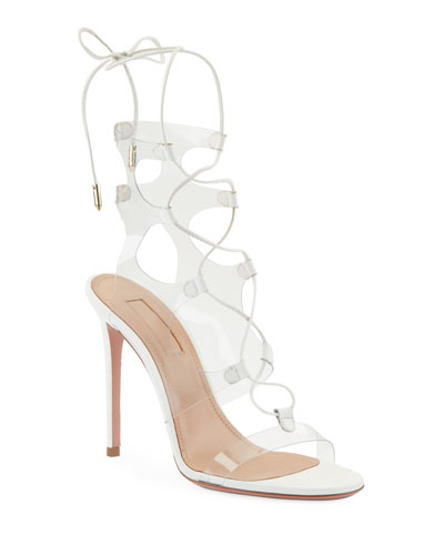 Milos 105 See-Through Sandals