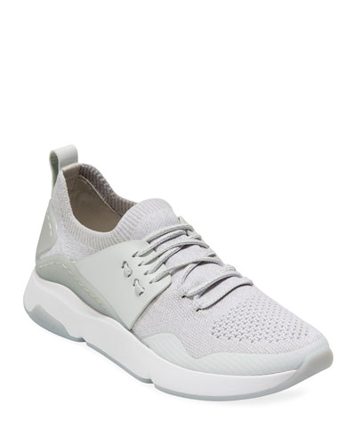 ZeroGrand Motion Stitchlite Knit Sneakers