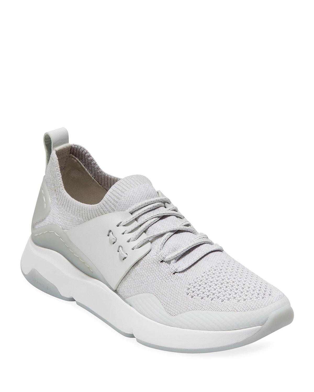 ZeroGrand Motion Stitchlite Knit Sneakers