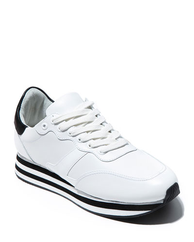Magman Leather Sneakers