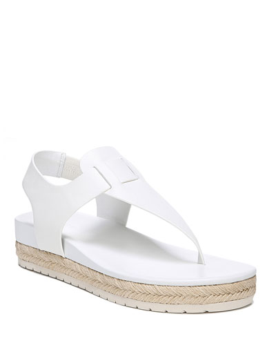 Flint Platform Espadrille Sandals