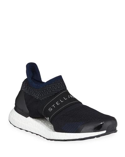 UltraBoost X 3D Sneakers, Black