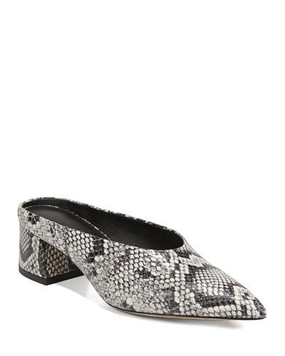 11c44de6d1f3 Snake Print Shoes