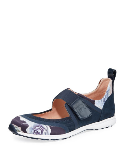 Biannka Sport Mary Jane Sneakers