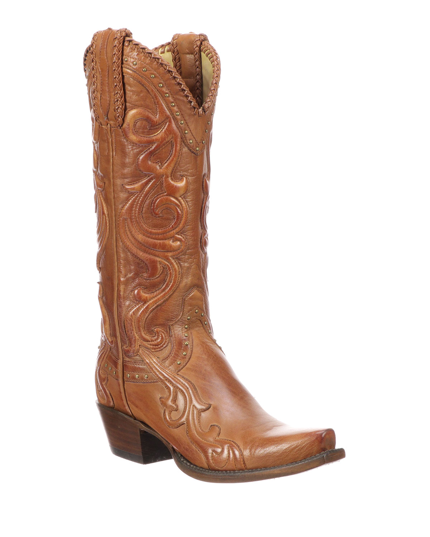 Saratoga Tall Western Boots