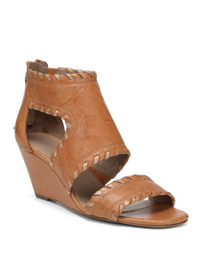 b8b1f1d8b31 Quick Look. Donald J Pliner · Sami Caged Leather Wedge Sandals