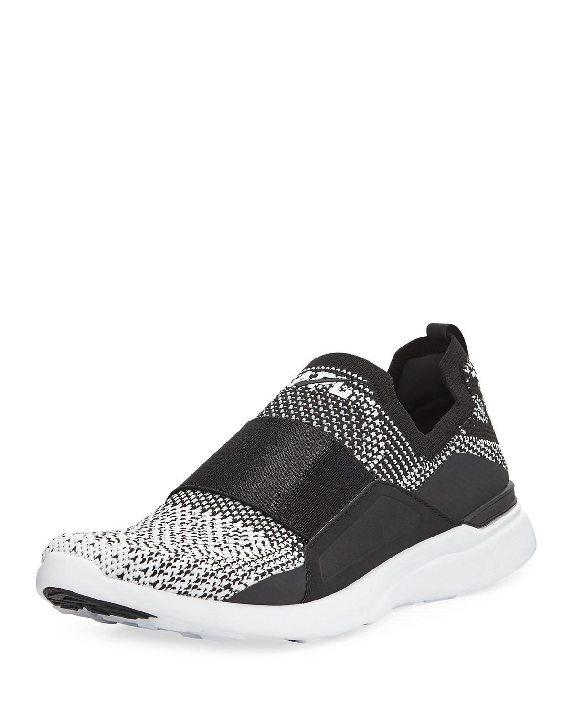 Apl Athletic Propulsion Labs Sneakers TECHLOOM BLISS KNIT SLIP-ON RUNNING SNEAKERS