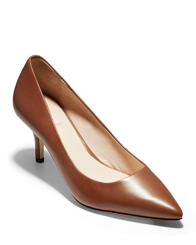 Vesta Italian Leather Pumps